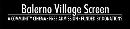 Balerno Village Screen logo